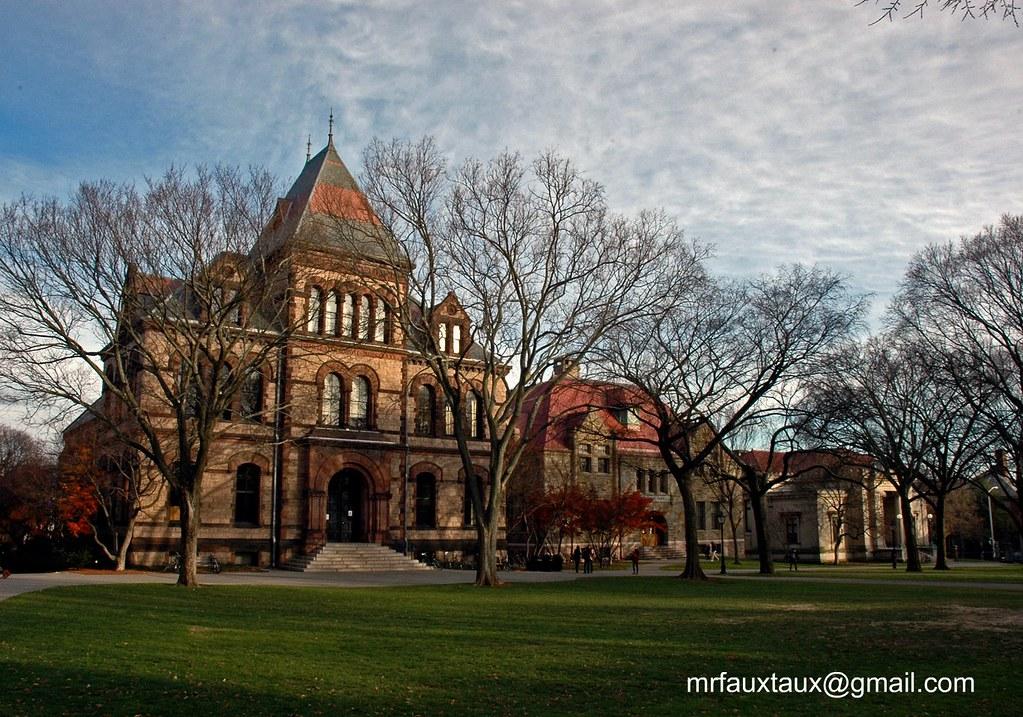 Rhode Island Hall Brown