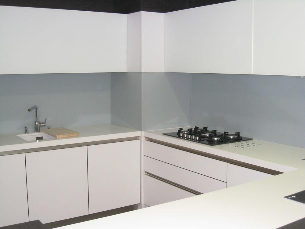 Cristal decorflou pared cocina las posibilidades del - Paneles para cocina ...