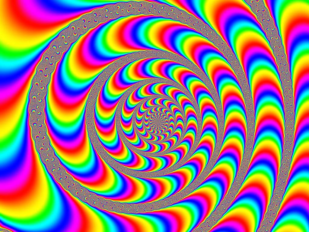 spiral rainbow - photo #7