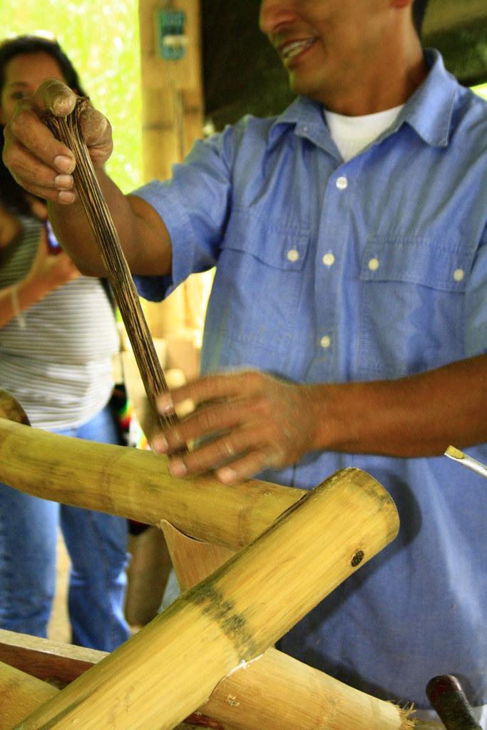 Muebles en bambu construcciones con guadua - Muebles de bambu ...