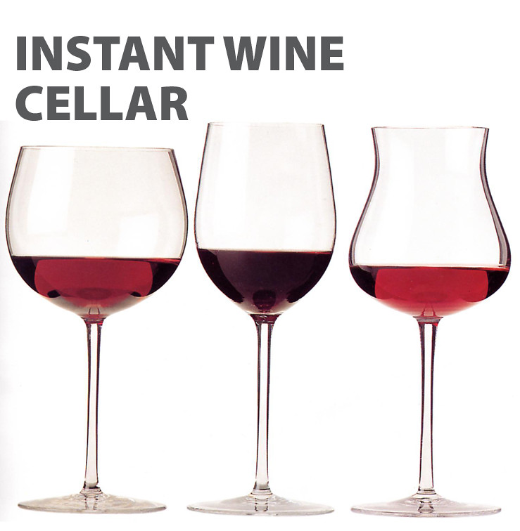 Instant Wine Cellar House : Live auction item instant wine cellar start your