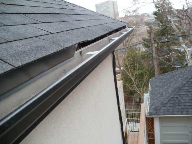 Roof Drip Edge Installation : Drip edge installation mr roof repair photo by
