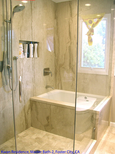 Custom Complete Bathroom Design Remodel Foster City Ca Flickr Photo Sharing