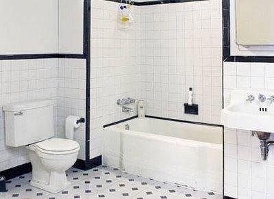 for 1930 bathroom tile ideas