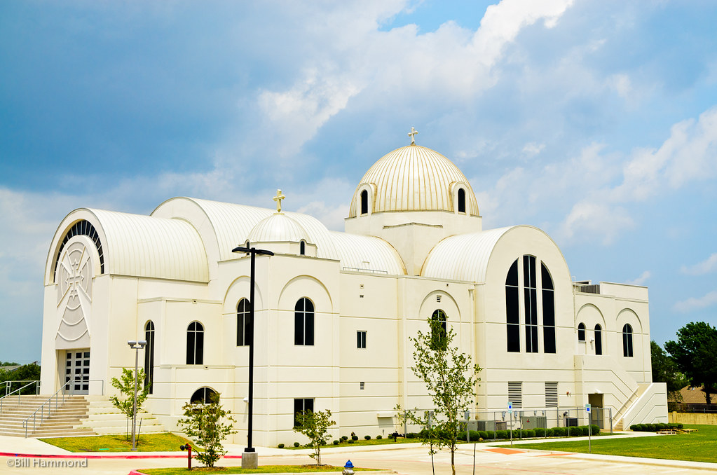 Orthodox Church Architecture Coptic Coptic Orthodox Church in