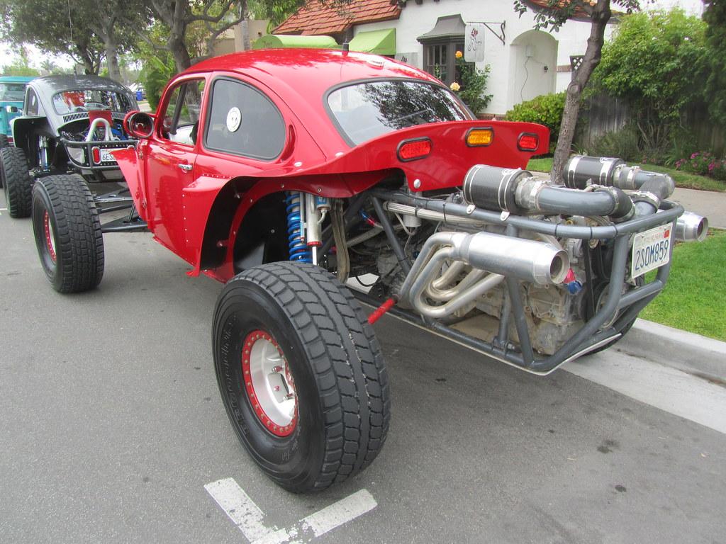 Vw Beetle Off Road Baja Bug Mr38 Flickr