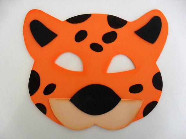 Mascara de leopardo - Imagui