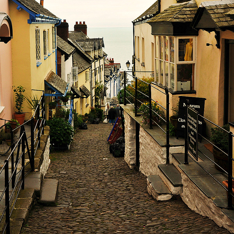 Clovelly.Devon.England | www.flickriver.com/photos ...