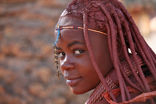 Himba girl | by Ferdinand Reus