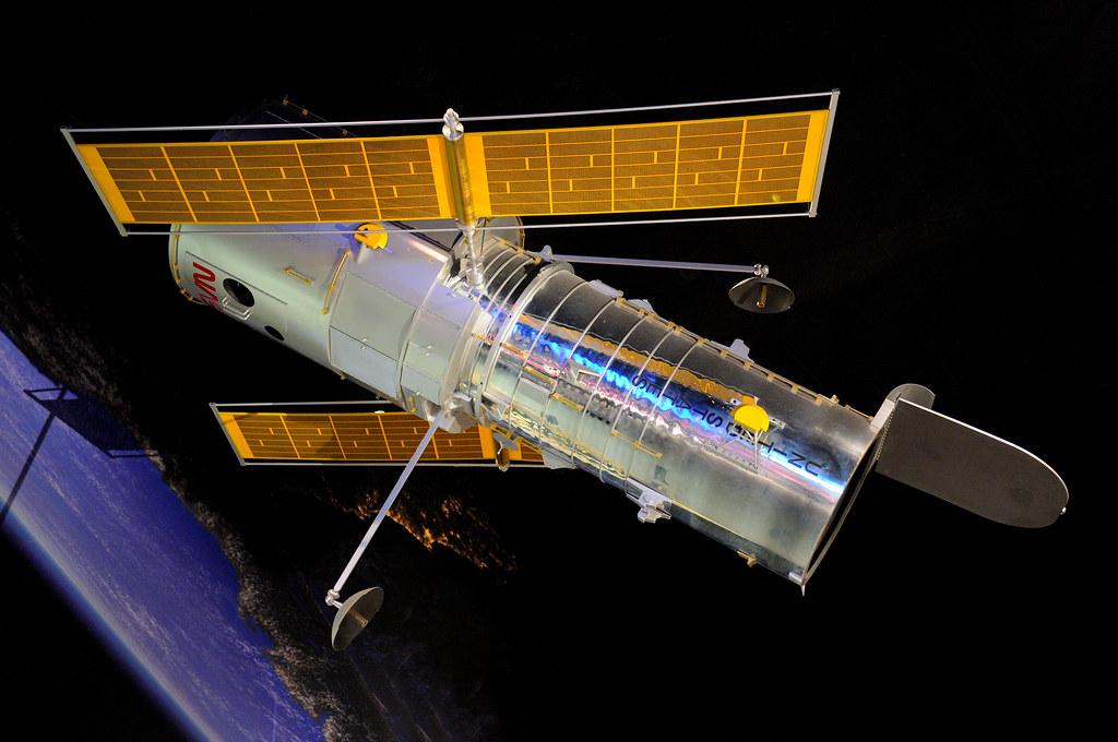 pennwalt model hubble space telescope - photo #13