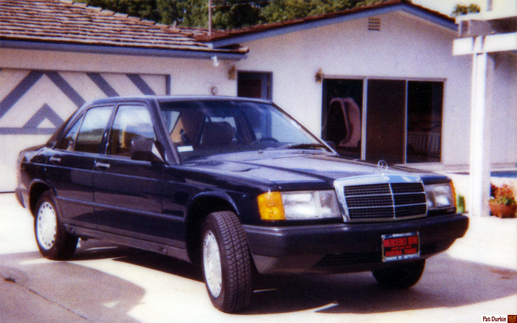 1988 mercedes benz 190e navy blue fvr my wife 39 s for 1988 mercedes benz 190e