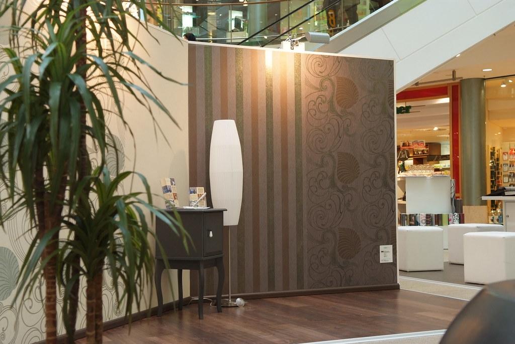 tapeten on tour braunschweig neue kollektion von marburg. Black Bedroom Furniture Sets. Home Design Ideas