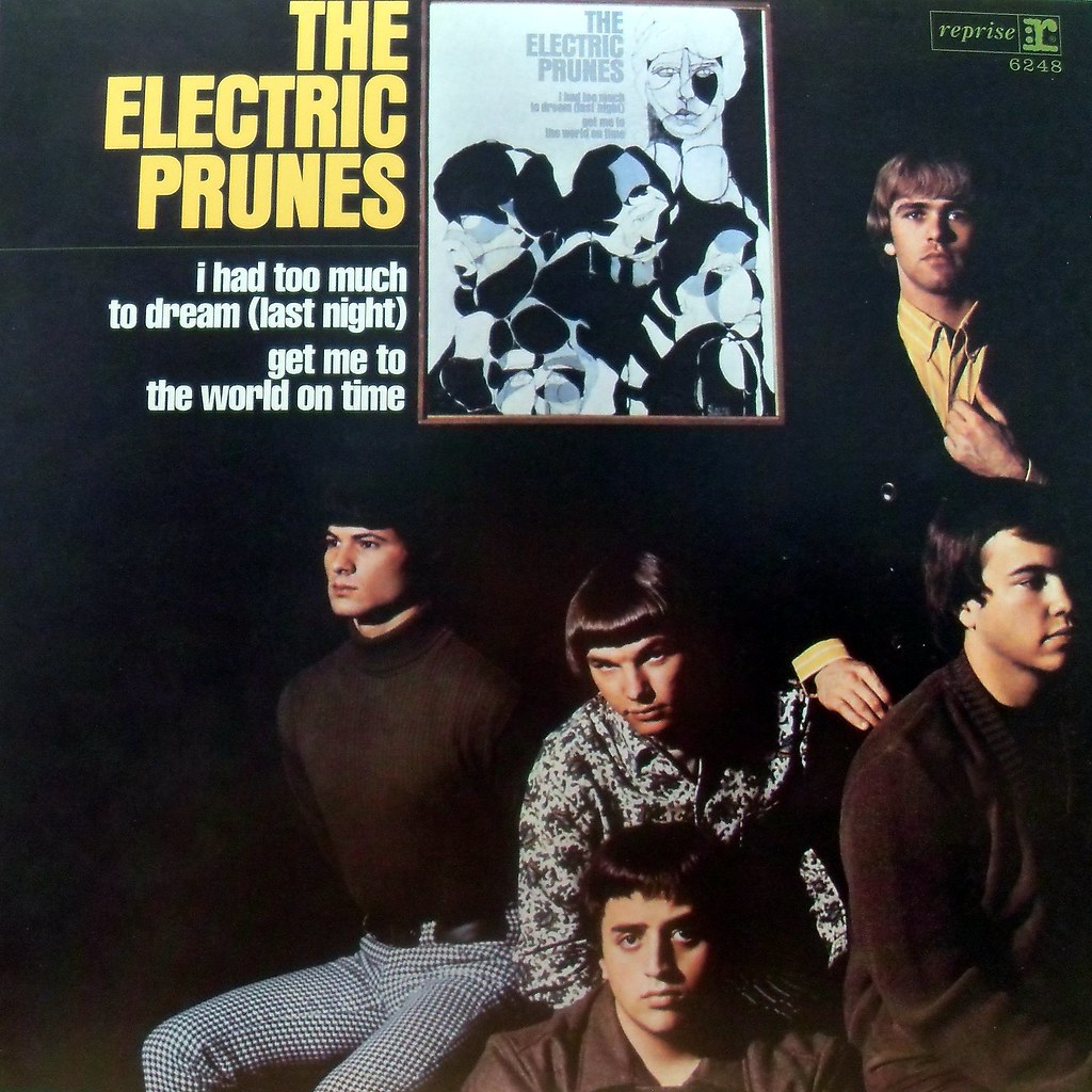 The Electric Prunes The Great Banana Hoax