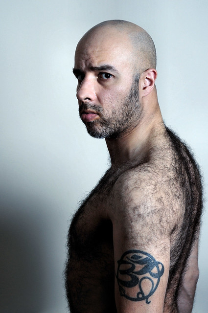 Recommend photo set hairy man congratulate