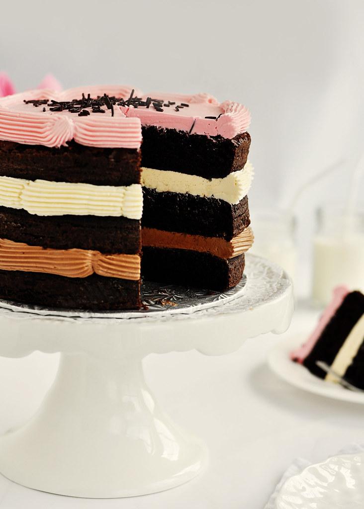 Layer Cake Free Stream