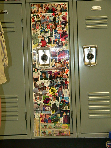 christmas decorations for your locker locker decorating birthday party dacula prom flickr