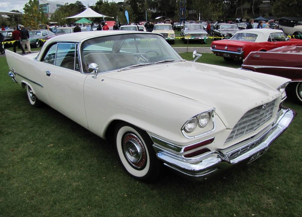 58 Chrysler 300d Dat67cardude Flickr