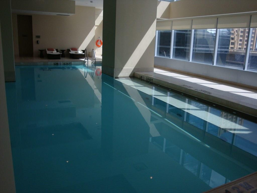 Ritz Carlton Toronto Pool Ritz Carlton Toronto Stephanie Serino Flickr