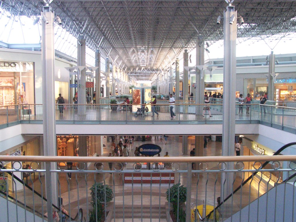 The Mall in Columbia Columbia MD CaltecCenterToo Flickr