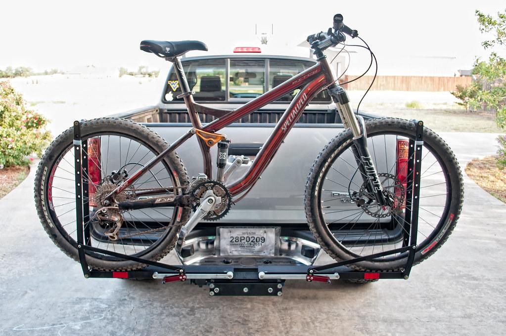 Up Bike Rack Truck Bed