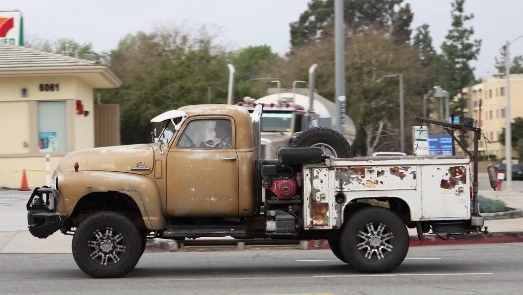 Vintage Heavy Duty Gmc Service Body Truck Have Fun Svo