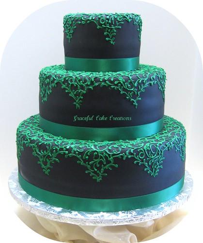 Cake Design White Angel