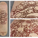 """The Cool Kids"" Laser engraved skatedeck"