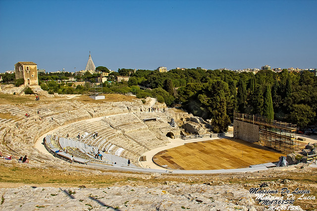 teatro greco siracusa teatro greco siracusa greek