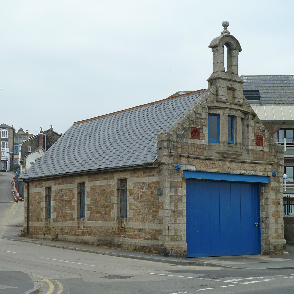 Old Lifeboat House Penzance Grade Ii Listed 1884