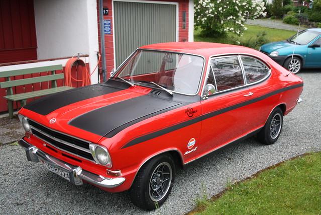 Opel Kadett b coupe  Flickr  Photo Sharing!