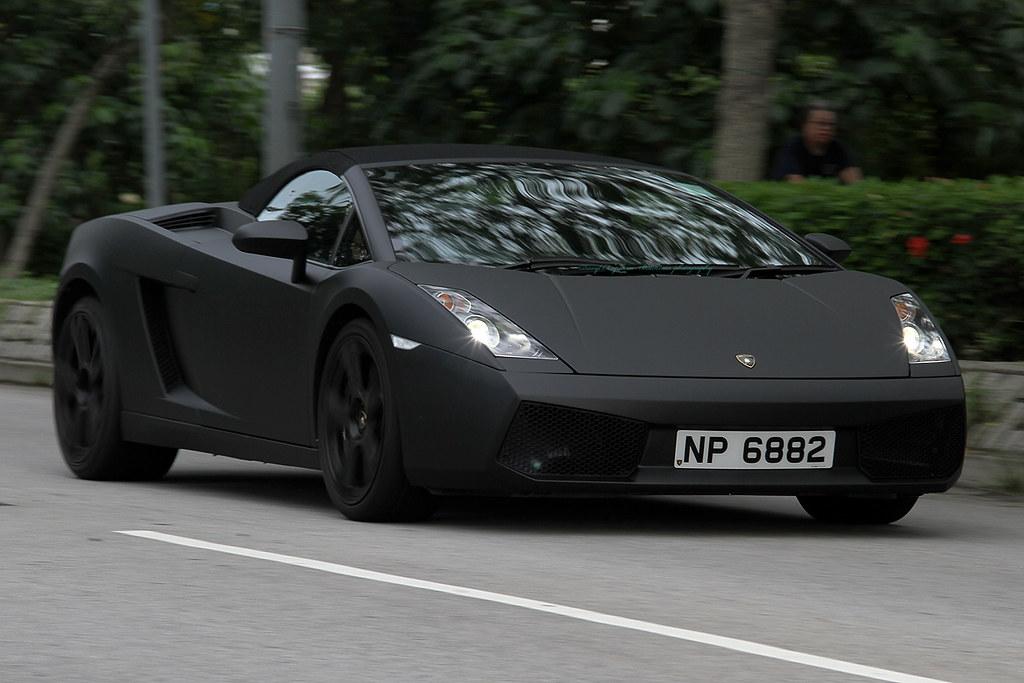 Lamborghini Gallardo Spyder Np6882 Tai Mei Tuk Hong Ko