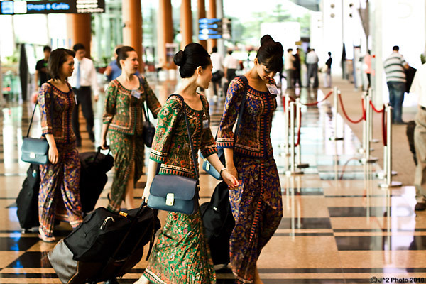 Singapore Airline Cabin Crew Is Ready To Work Again Flickr