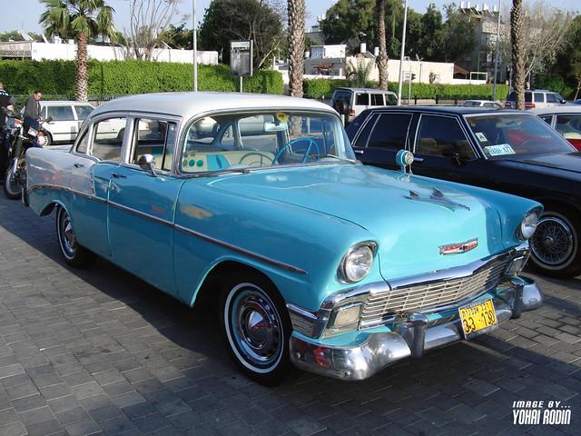 1956 chevrolet bel air 4 door hardtop flickr photo for 1956 chevrolet 4 door hardtop