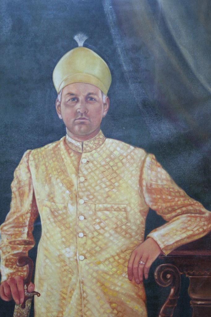 Mukarram Jah Prince Mukarram Jah the last Nizam Chowmahalla Palace Hy Flickr