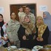 GEN Steven Salazar and Women of Baquba of Iraq