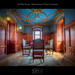 The Blue Room - Bebenhausen Palace, Germany (HDR)
