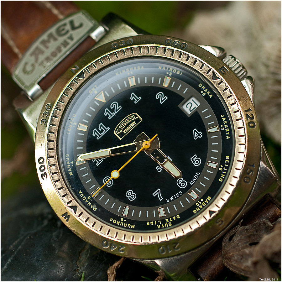 Camel trophy adventure watch flickr for Adventure watches