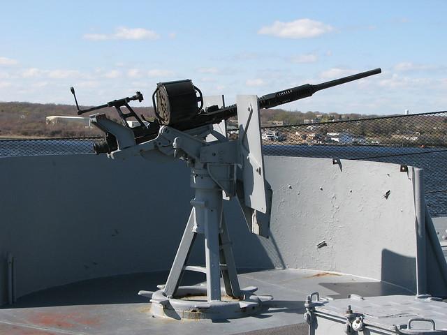 20mm machine gun