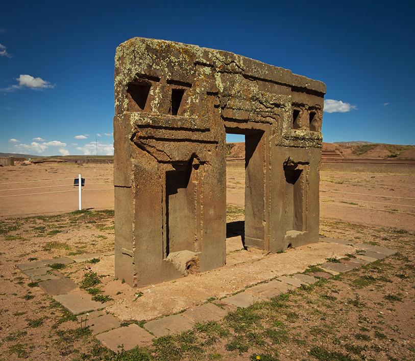lado b puerta del sol tiwanaku bolivia sigma 1020mm
