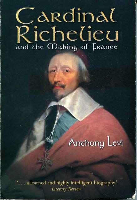 political testament of cardinal richelieu essay Report on books for congress, [23 january] 1783  richlieu's political testament  (1585–1652), cardinal et duc de richelieu, maximes d'état,.