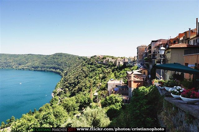 Castel gandolfo italy flickr photo sharing - Castel gandolfo map ...
