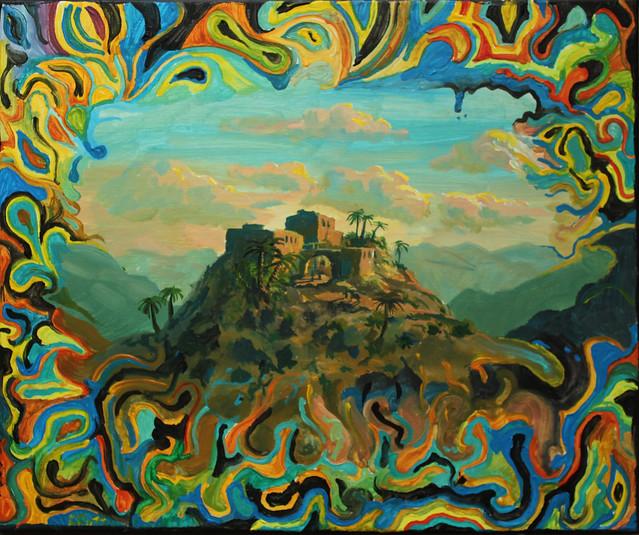 Psychedelic Landscape | Flickr - Photo Sharing!