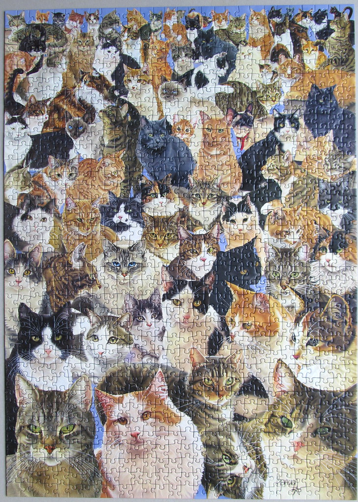 Background Cats Cats Collage Background Cat