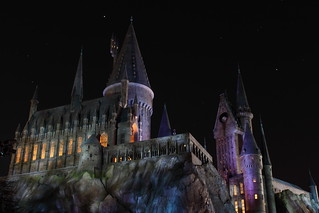 Hogwarts Castle Night2 | by GunnerVV
