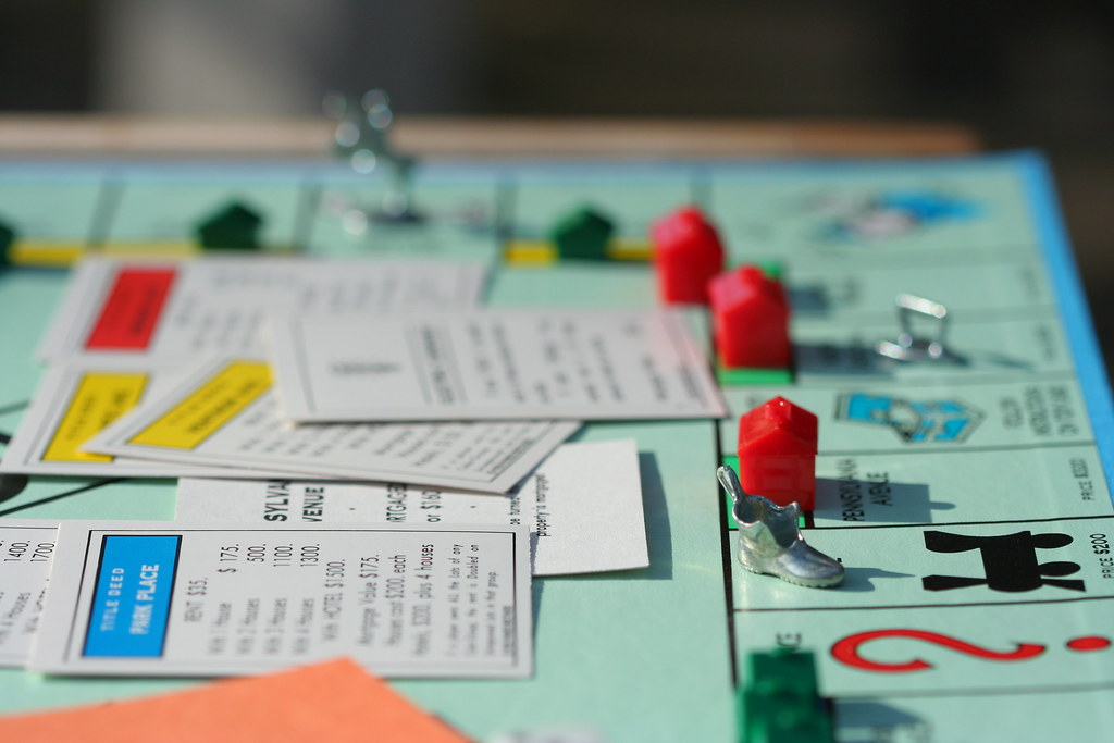 One of the most popular and best selling games in the world, monopoly is sold in 80 different countries and comes in
