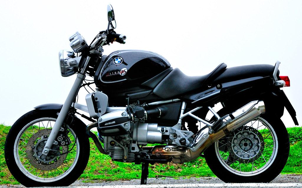 Bmw R1100r 1998 75 Anniversary S E 100 100 Al Passo