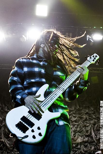 Korn Full Tour Dates