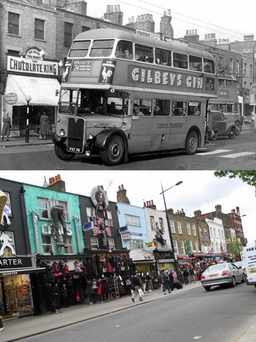 185b-Camden Town then and now (3) | by Warsaw1948