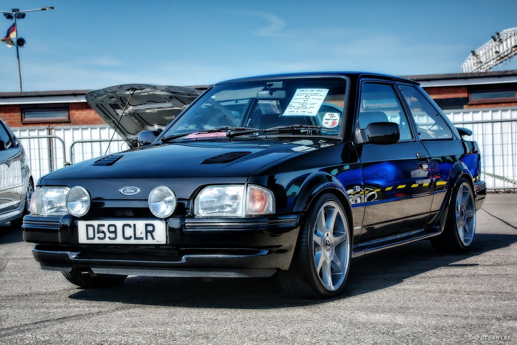 Ford Escort RS turbo series 2 | RSOC Central Day 2011 ...