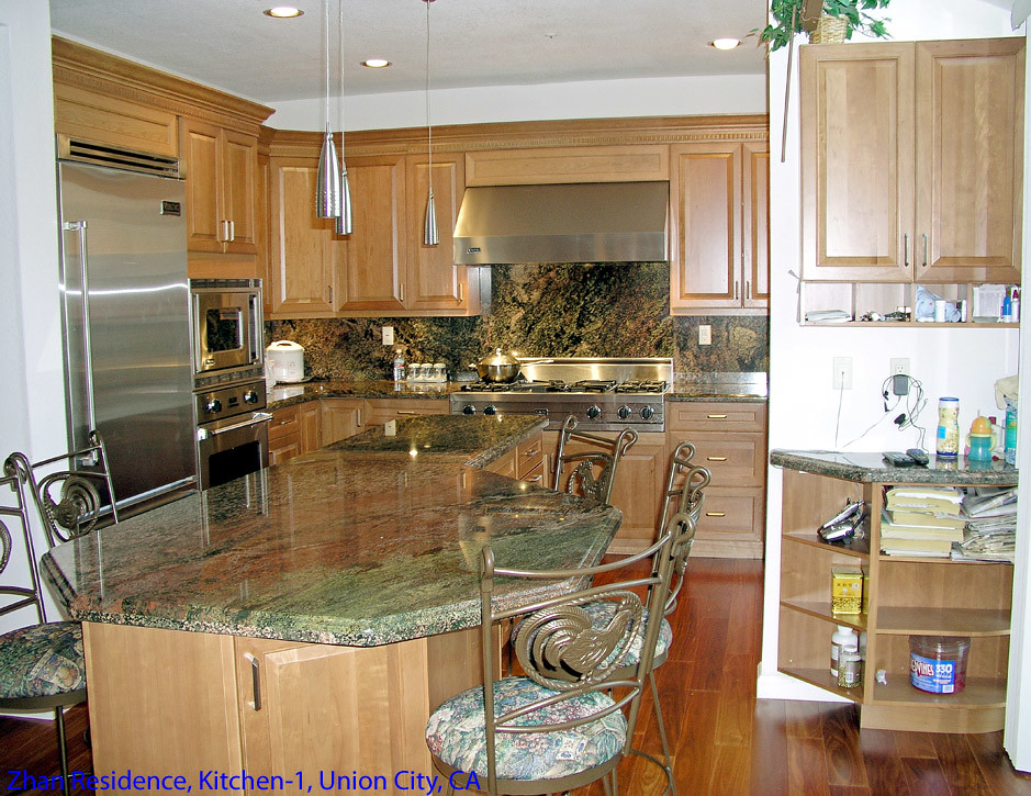 Custom Complete Kitchen Design Remodel Union City Ca Flickr